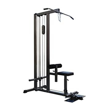 bodymax cf660 lat pulldown low pulley amazon co uk sports outdoors