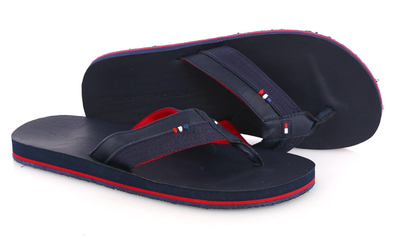 Tommy Hilfiger Sandal Men's Herren Sandalen  Size: 43 Euro UK 9Tommy Hilfiger Sandal Herren Sandalen