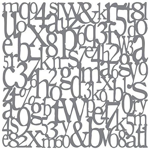 Skinner Mixed Stencil Alphabet Spaghetti