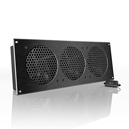 amazon com ac infinity airplate s9 quiet cooling fan system 18 rh amazon com