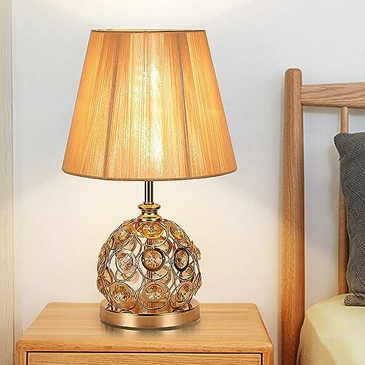 DLXTD Iluminación Moderna Minimalista de lámpara de Mesa lámpara ...