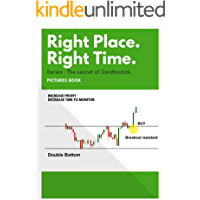 Right Place.  Right Time.: INCREASE PROFIT : DECREASE TIME TO MONITOR (The secret of Candlestick .) (English Edition)