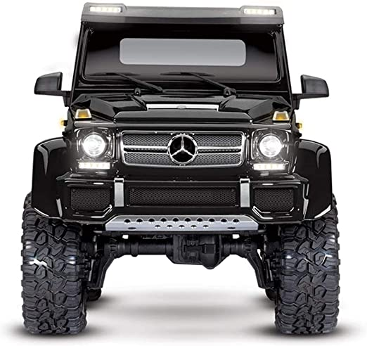 Traxxas TRX6 Scale Mercedes-Benz G 63 AMG Black