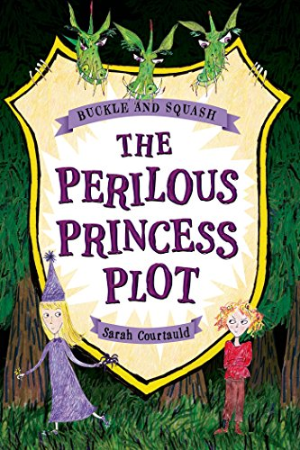 Buckle and Squash: The Perilous Princess - Buckle Evil
