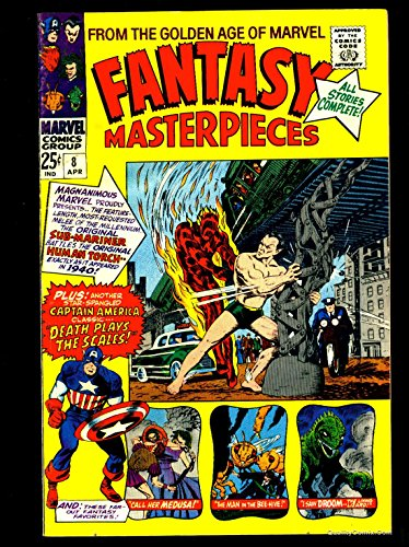 Fantasy Masterpieces #8 FN 6.0 Tongie Farm Collection Pedigree