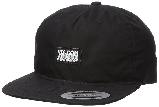 dcb0847a8d8 Amazon.com  Volcom Men s Transplant Five Panel Adjustable Cap  Clothing