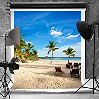 Kate 6.5x10ft Tropical Rainforest Photography Backdrops Seamless Beach Photo Backdrop