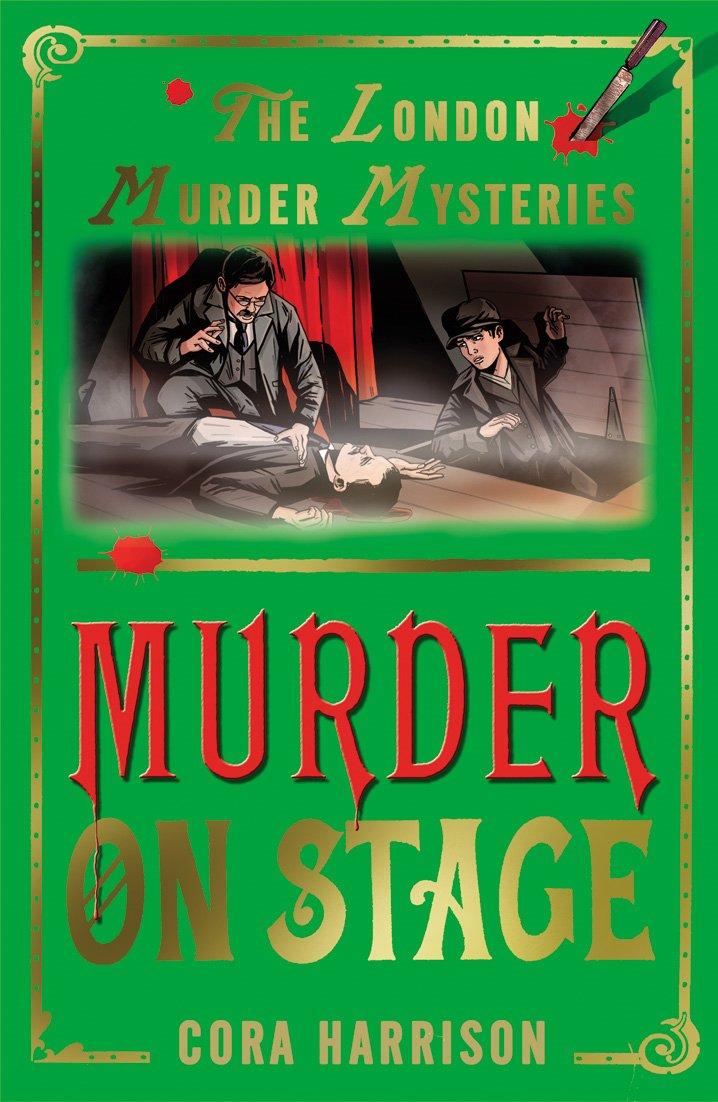 Read Online Murder on Stage PDF