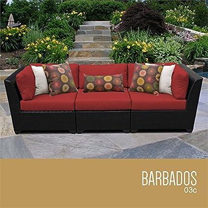 Amazon.com: TK Classics barbados-03 °C-terracotta Barbados ...