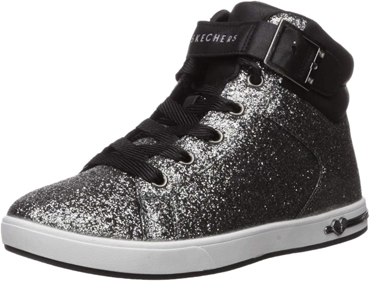 Skechers Mädchen Glimmer Kicks Glitter N' Glow Sneaker