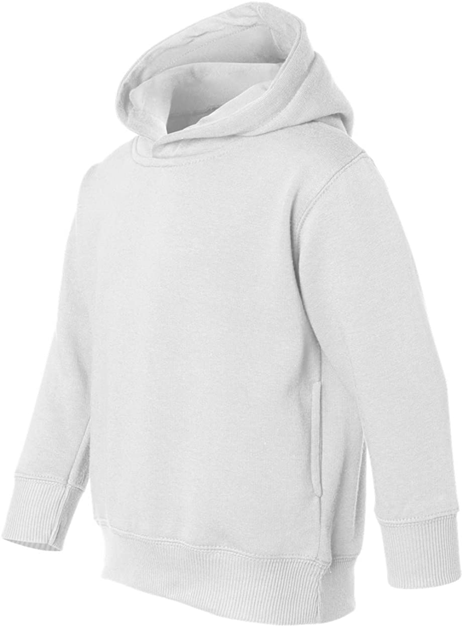 Rabbit Skins Toddlers 7.5 oz Fleece Pullover Hood
