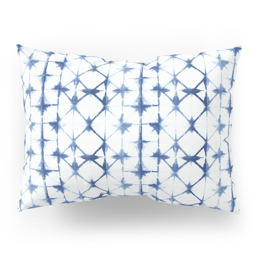 Society6 Shibori Thirteen Pillow Sham Standard (20'' x 26'') Set of 2