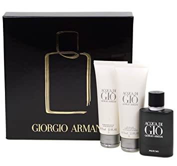 By Eau De Aftershave 40mlShower Balm Gel Parfum Giorgio Acqua Di 75mlamp; Gio Armani Profumo Spray dCBexo