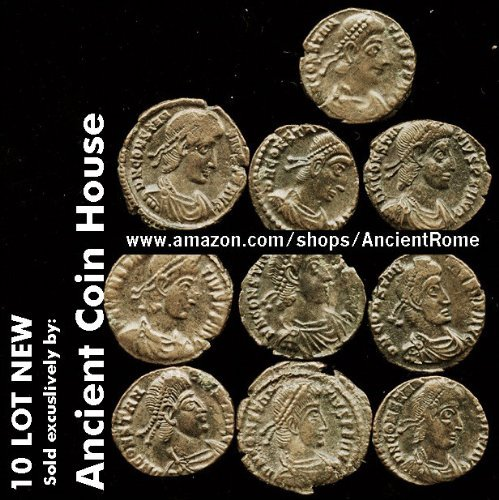 Lot of 10 - Premium Roman Ancient Bronze Coins