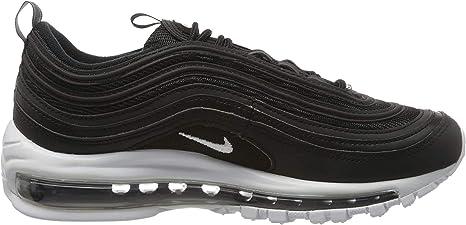 NIKE Air MAX 97 Zapatillas de Running, Hombre, Negro (Black/White ...