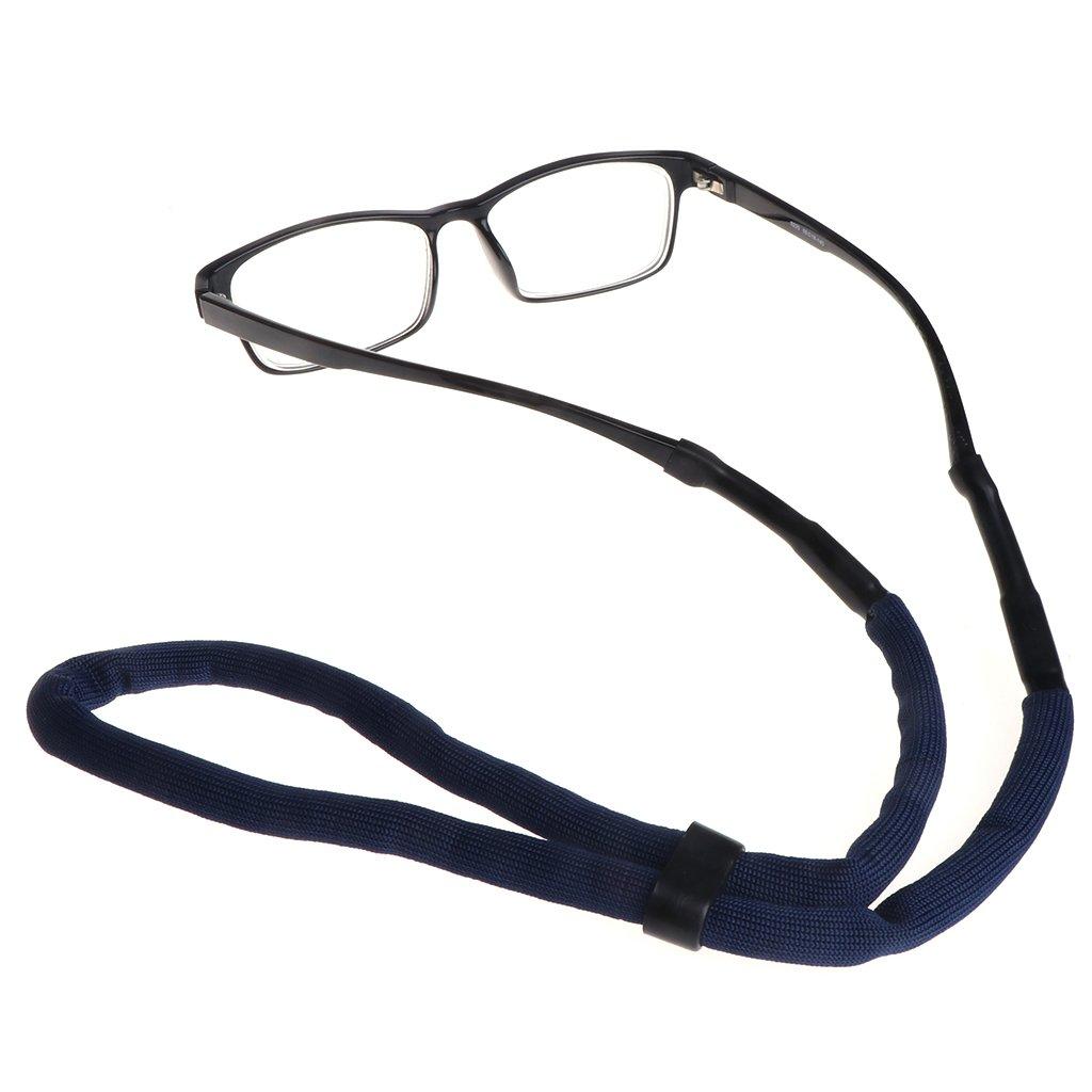 Haorw Eyewear Strap Brillenband 2er Pack fü r Damen Herren Sonnenbrille und Lesebrille (weiß )