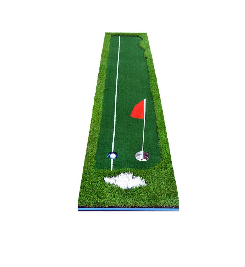 室内ゴルフパッケージオフィス置き練習フェアウェイ(サイズ:50×300cm)   B075HDW4WW