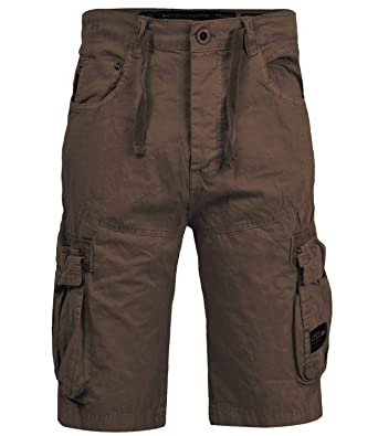de3adaf889 Mens Smith & Jones Camouflage Shorts Cargo Combat Knee Length Jeans  Military New: Amazon.co.uk: Clothing