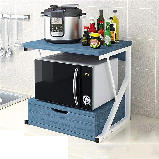 KYEEY Soporte de microondas Microondas Horno de Carro de Cocina ...