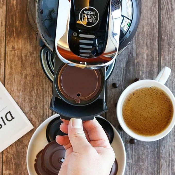 Womdee Filtro de cápsulas de café, 3 cápsulas de café sin ...