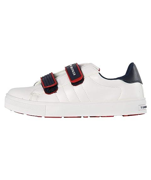 2918eef66d512 Tommy Hilfiger Jungen Sneakers  Amazon.de  Schuhe   Handtaschen