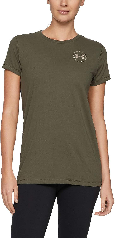 Under Armour Womens Freedom Flag T-Shirt