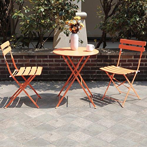 Grand Patio Premium Steel Patio Bistro S - Cedar Outdoor Patio Umbrella Shopping Results