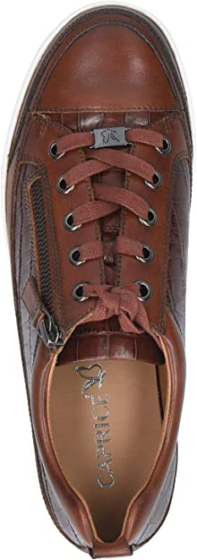 CAPRICE Femme Chaussures /à Lacets Dame Chaussures Confortables
