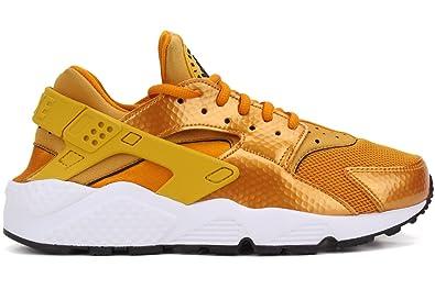 on sale 450c9 d9b14 Nike 634835-701 Sportschuhe für Trail Running, Damen, Gold, 36