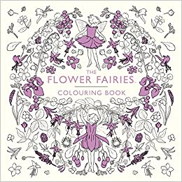 The Flower Fairies Colouring Book Cicely Mary Barker 9780241279045 Books