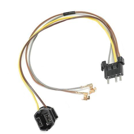 W Headlight Wiring Harness on
