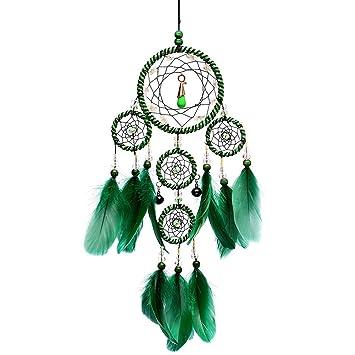 Amazon Com Jescrich Dream Catcher Traditional Handicrafts Dream