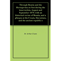 Through Bosnia and the Herzegovina on foot during the insurrection, August and September 1875: with an historical review of Bosnia, and a glimpse at the Croats, Slavonians, and the ancient republic o
