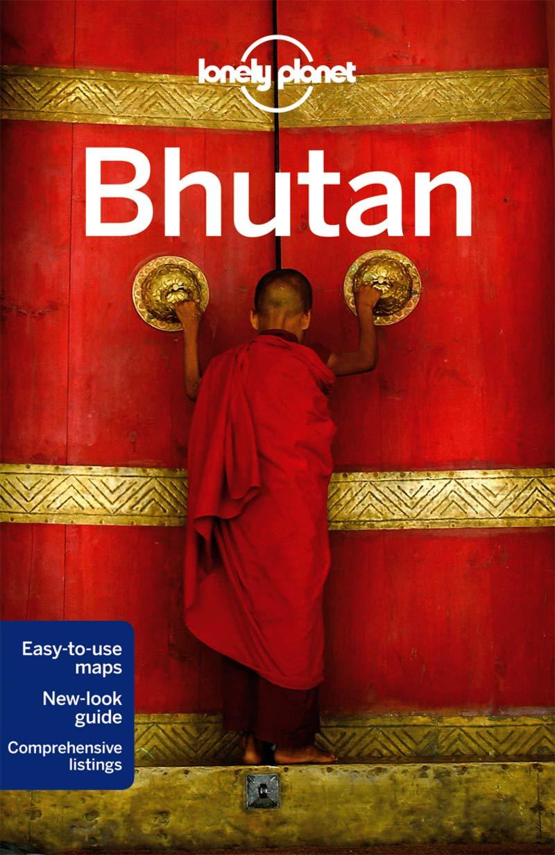 Travel Lonely Planet Bhutan 5th Ed 5th Edition Books Dream Sky Jp