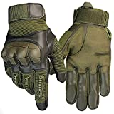 Men's Tactical Gloves Airsoft Military Combat Assault Shooting Gloves full finger Cycling Motorcycle Gloves