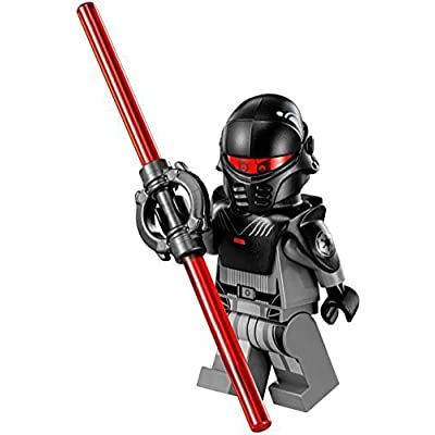 LEGO Star Wars Rebels Minifigure - The Inquisitor Galactic Empire Dark Sith (75082): Toys & Games