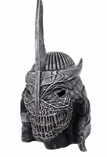 tmnt shredder mask covid