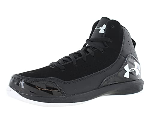 UNDER ARMOUR - Zapatillas Baloncesto Niño UA BGS Jet 3-Blk - 1246944-001 - 4: Amazon.es: Zapatos y complementos