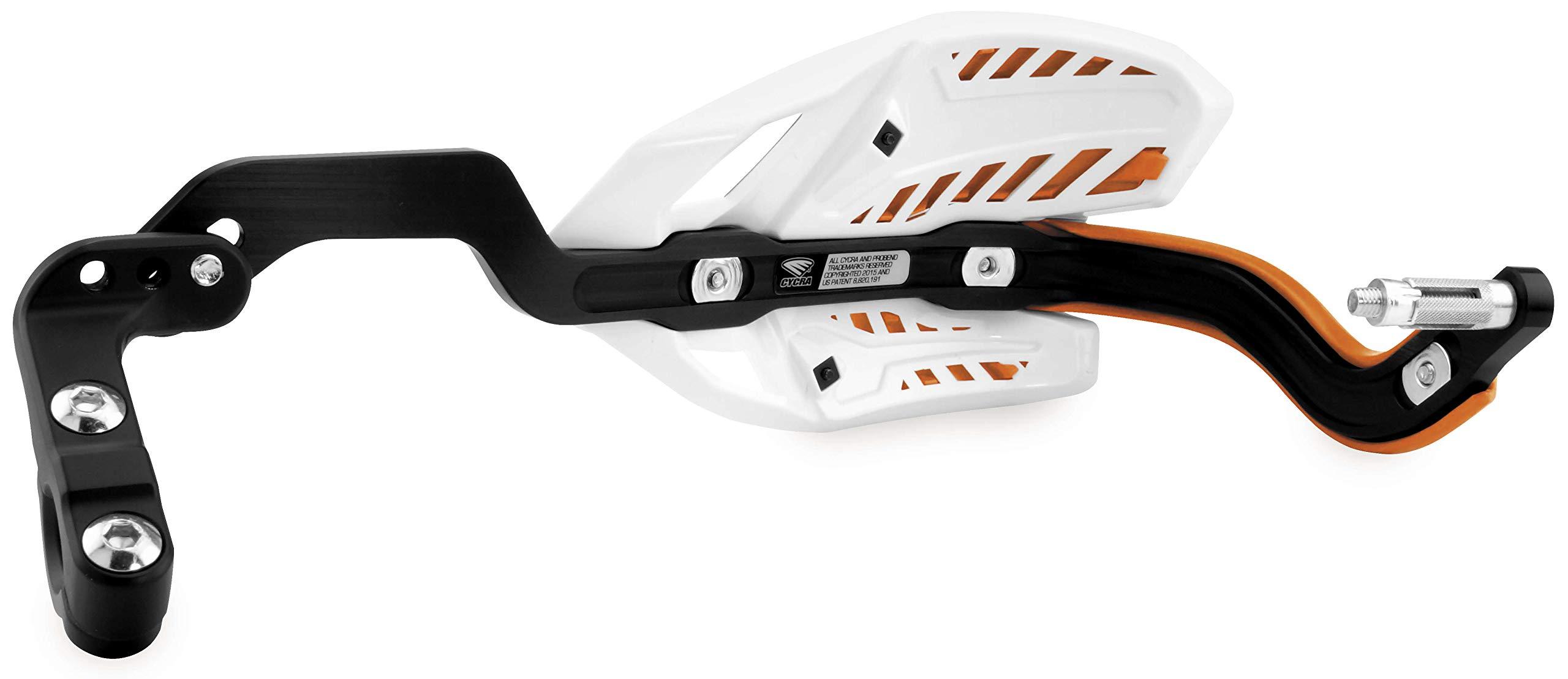 Cycra Pro Bend Ultra Hand Guard Kit (1-1/8'') (Orange)