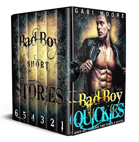 Bad Boy Quickies Collection Stories ebook product image