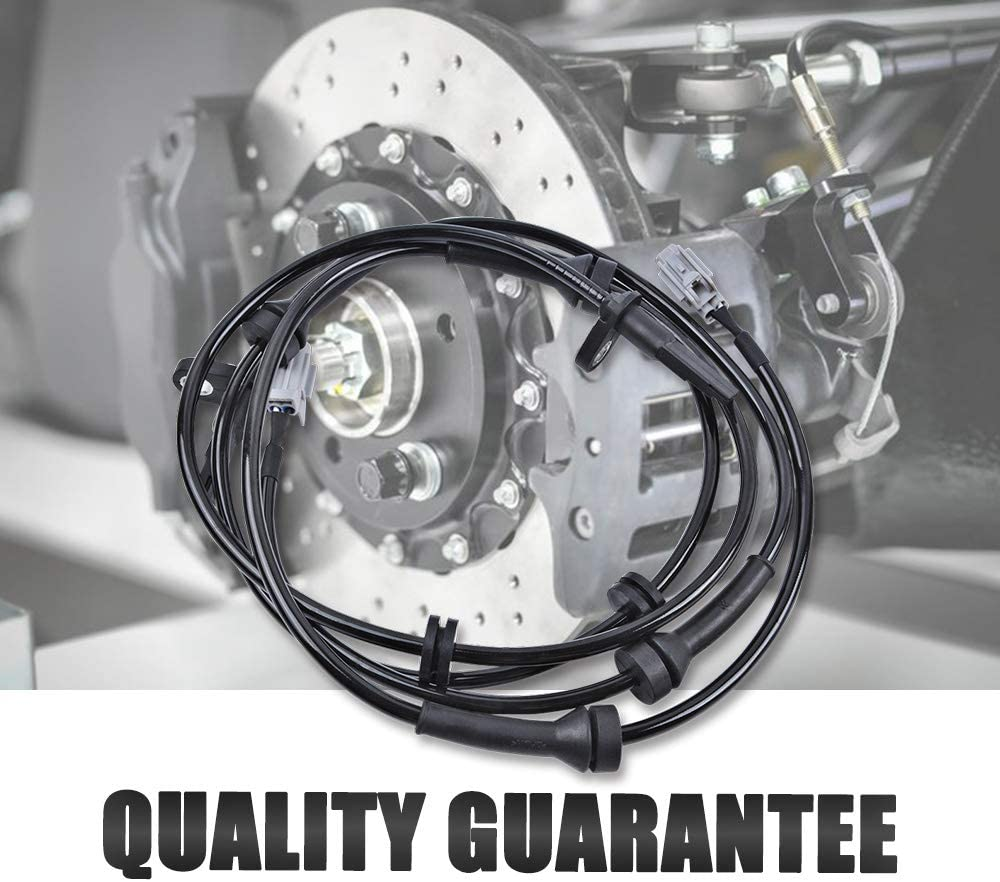2007 Hummer H2 and 2004 Oldsmobile Silhouette MIKKUPPA N15002 ABS Wheel Speed Sensor Wire for Chevy Impala ABS harness Cadillac Compatible with Buick