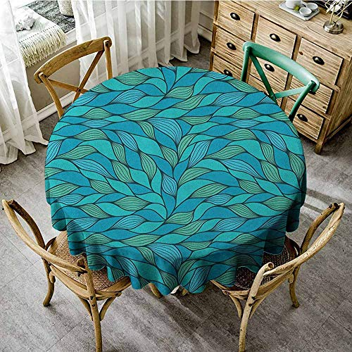 Rank-T Round Tablecloth and placemats 47