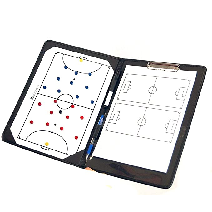 Precision Pro Futsal Coaches Tactic Folder: Amazon.es ...