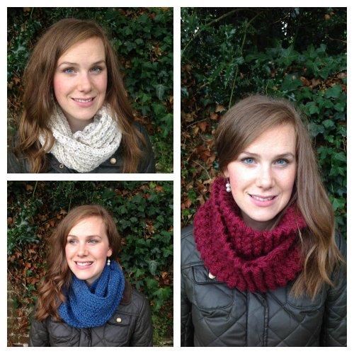 cowl knitting patterns - 9