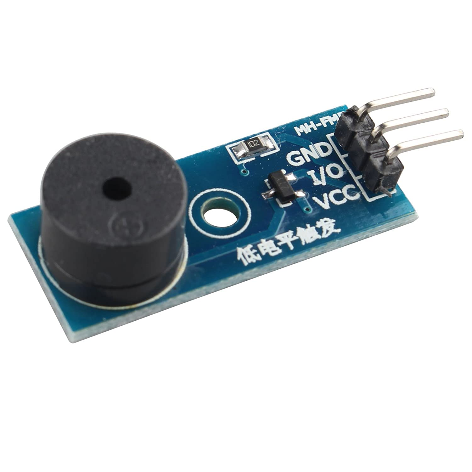 HALJIA Passive Low Level Trigger Buzzer Alarm Module for