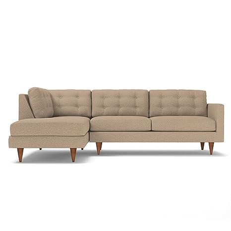 Fantastic Amazon Com Apt2B Logan 2Pc Sectional Sofa Laf Left Arm Machost Co Dining Chair Design Ideas Machostcouk