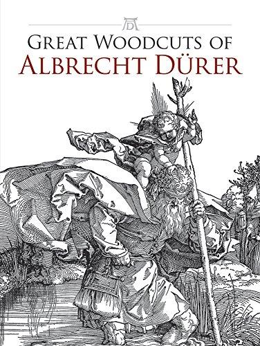 Great Woodcuts of  Albrecht Durer: 94 Illustrations (Dover Fine Art, History of Art)