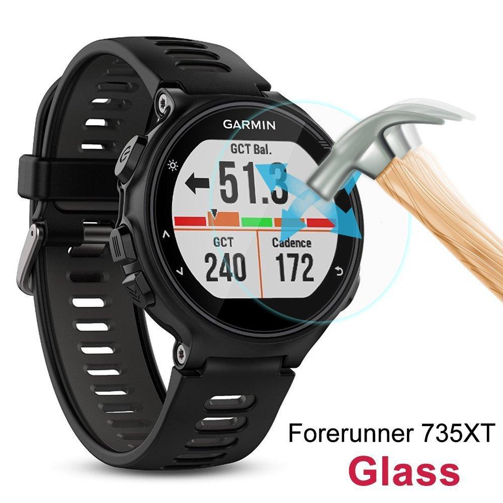 For Garmin Forerunner 735xt Tempered Glass Screen Protector Film