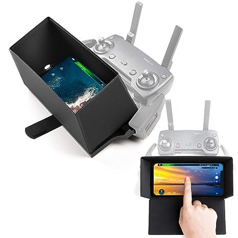 Amazon com: PGYTECH Mavic 2 Smartphone Screen Hood Phone