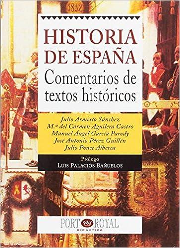 HISTORIA DE ESPAÑA COMENT.TEXTOS: Amazon.es: Armesto, Julio: Libros